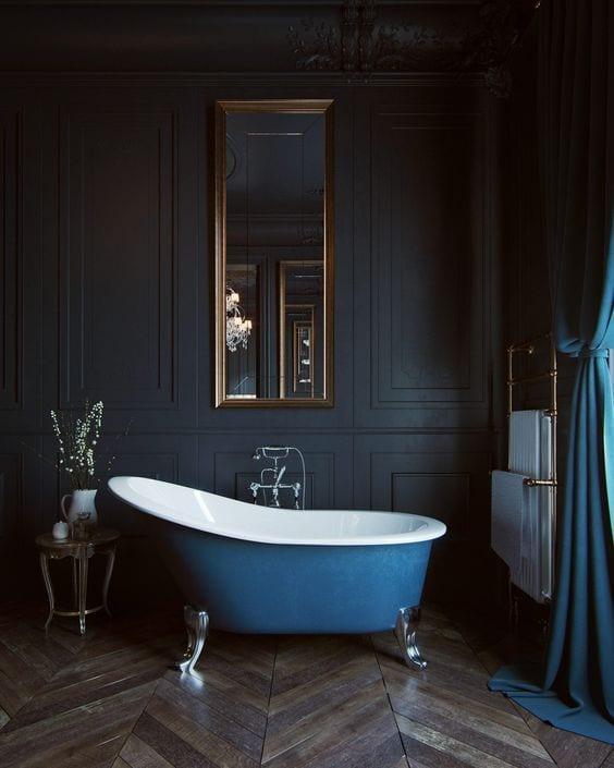 salle de bain neo classique