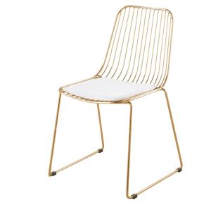 chaise de bureau métallique