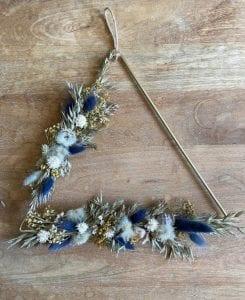 fleurs séchées suspension