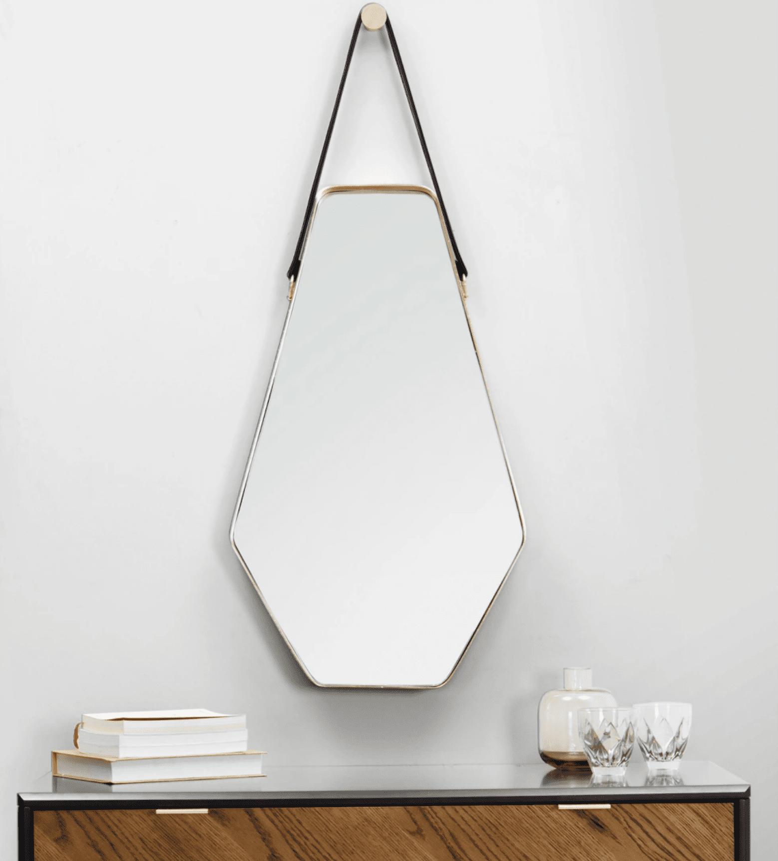 miroir geometrique