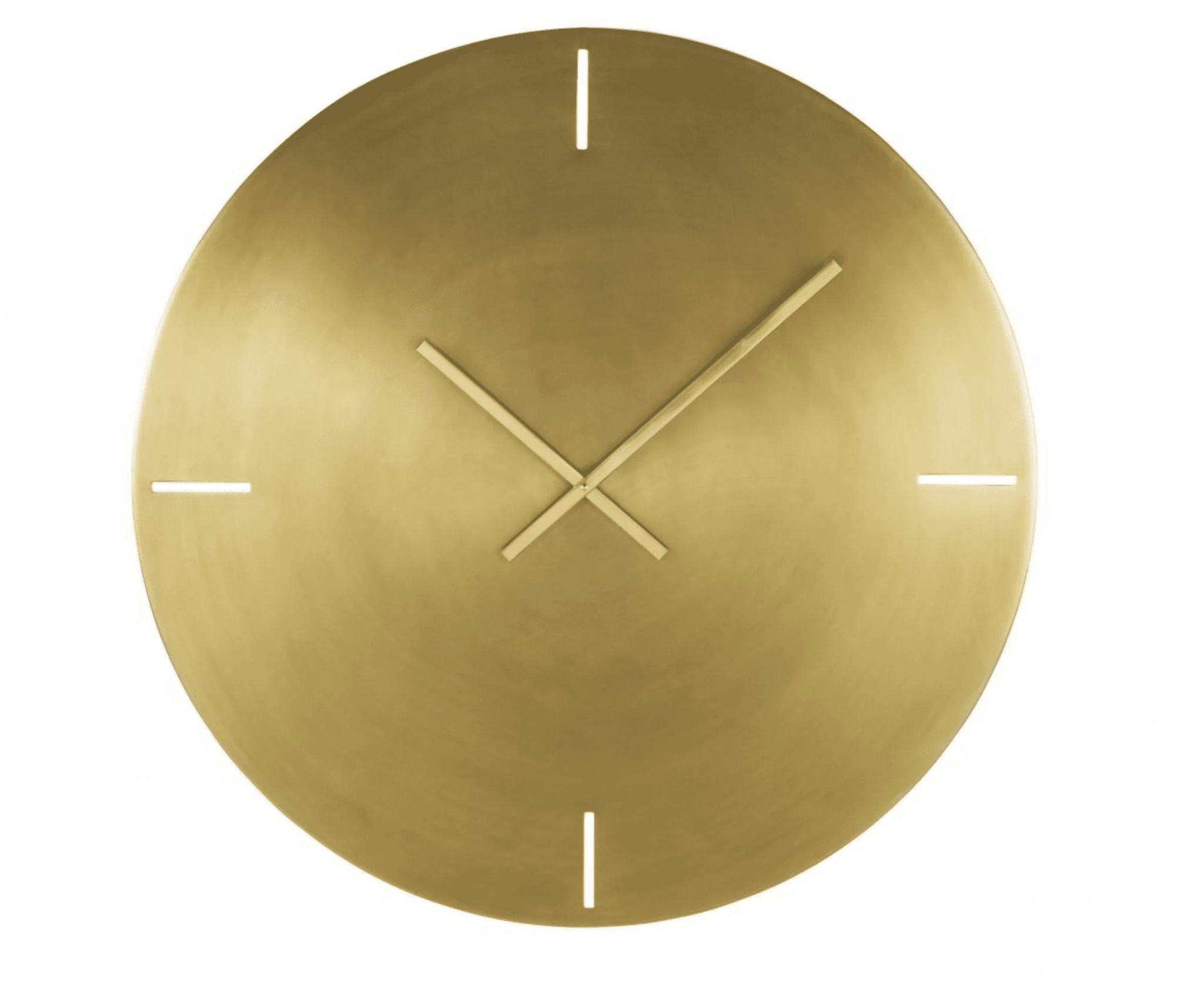 horloge gold